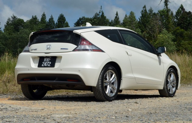 Then Came The Honda Cr Z First Ever Sports Hybrid If You Re Like Me Would Have Scoffed At This New X Design Is Love Or