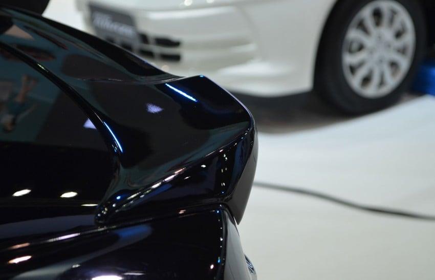 GALLERY: Honda Brio Amaze with Modulo add-ons Image #143857