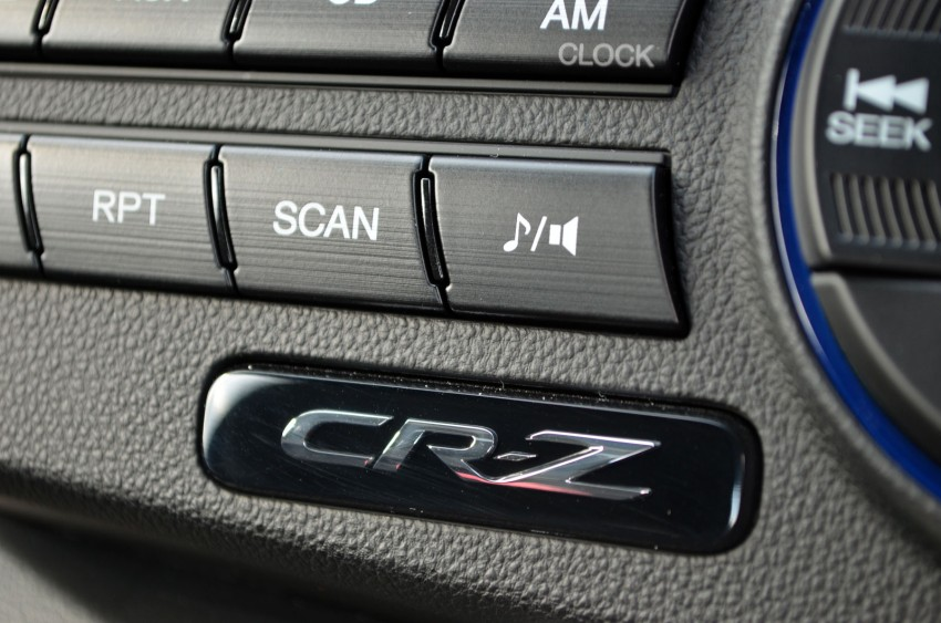 TESTED: Honda CR-Z Hybrid, both Manual and CVT driven in Malaysia and Japan Image #103684