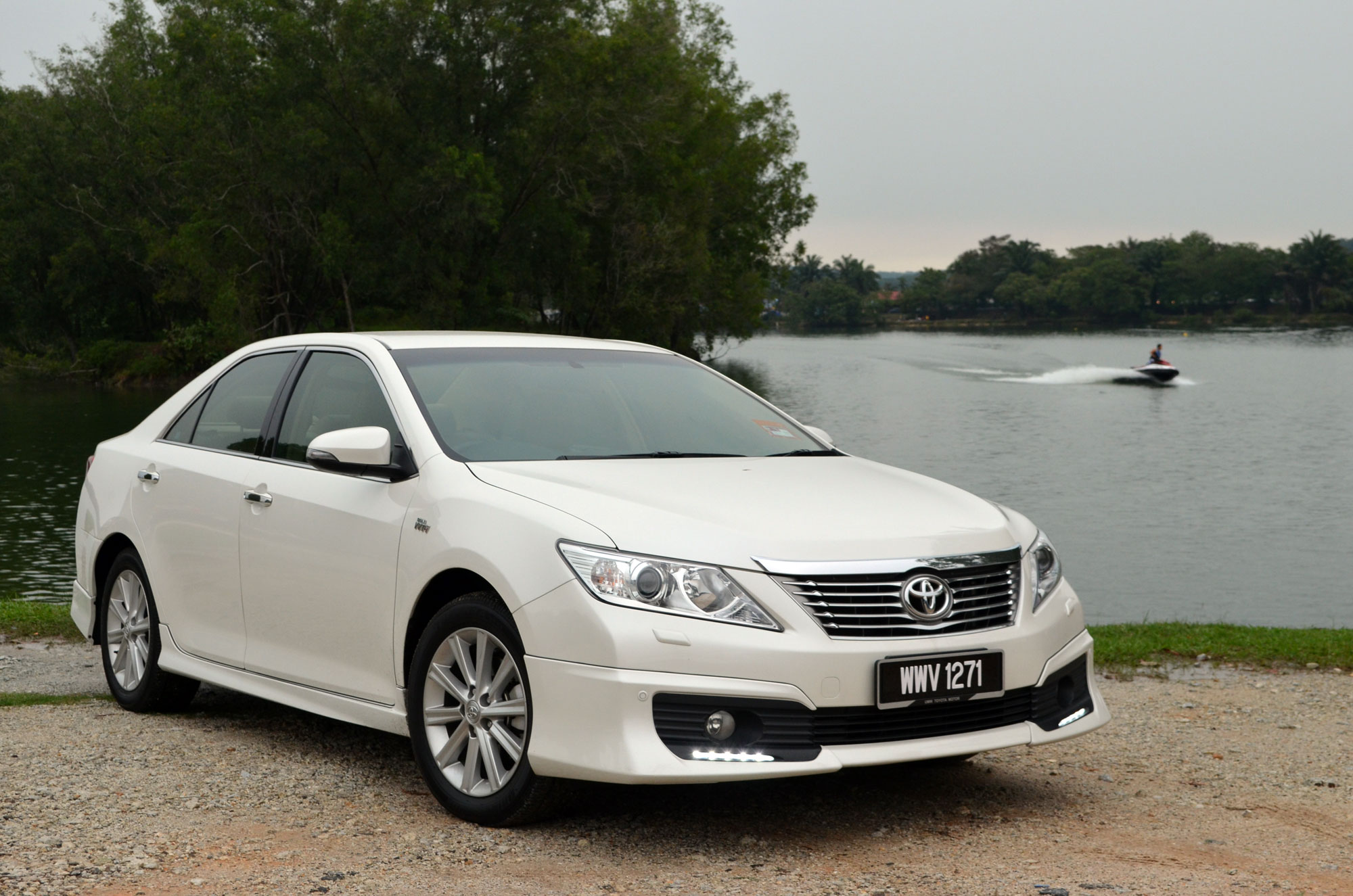 Toyota Camry 2012 >> DRIVEN: Toyota Camry 2.5V Test Drive Report Paul Tan - Image 135997
