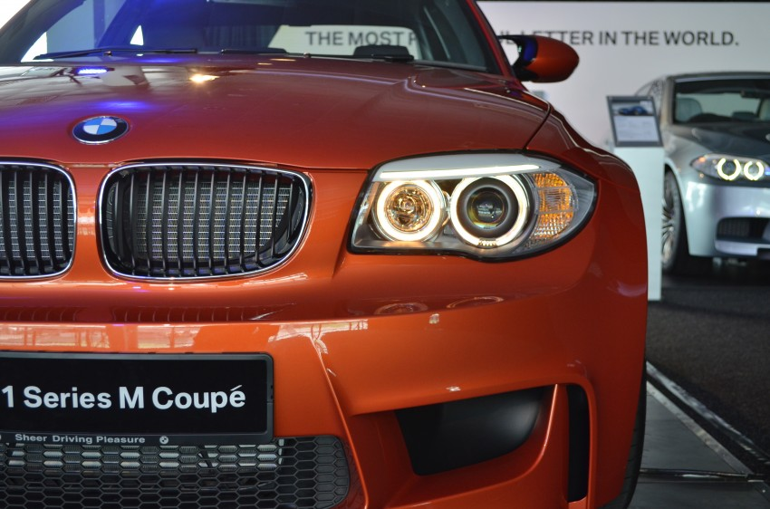 BMW 1 Series M Coupe: only 3 for Malaysia, RM509k Image #113381
