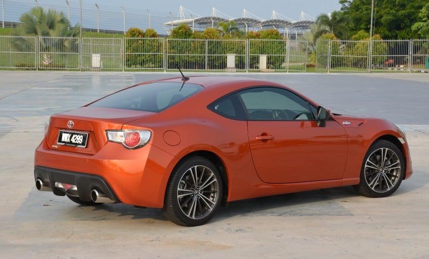DRIVEN: Toyota 86 – a true gem under the veneer Image #115470
