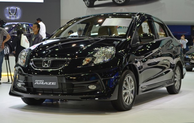 Gallery Honda Brio Amaze With Modulo Add Ons
