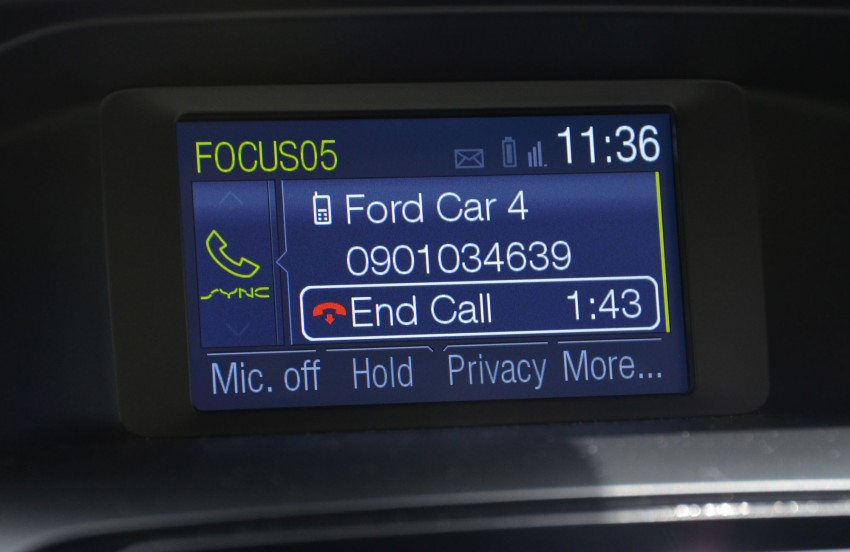 DRIVEN: New Ford Focus Hatch and Sedan in Krabi Image #118296