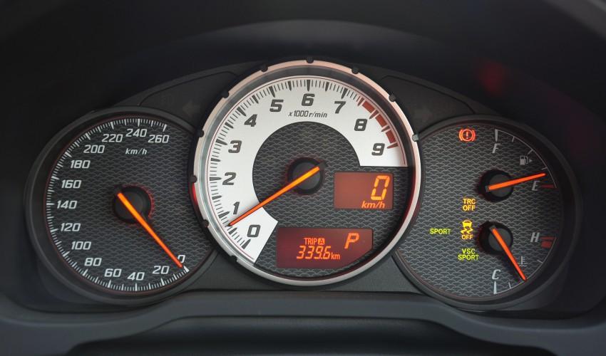 DRIVEN: Toyota 86 – a true gem under the veneer Image #115473