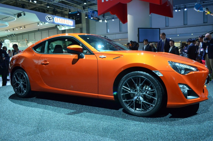 Tokyo 2011 Live: Toyota GT 86 Coupe unveiled! Image #78307