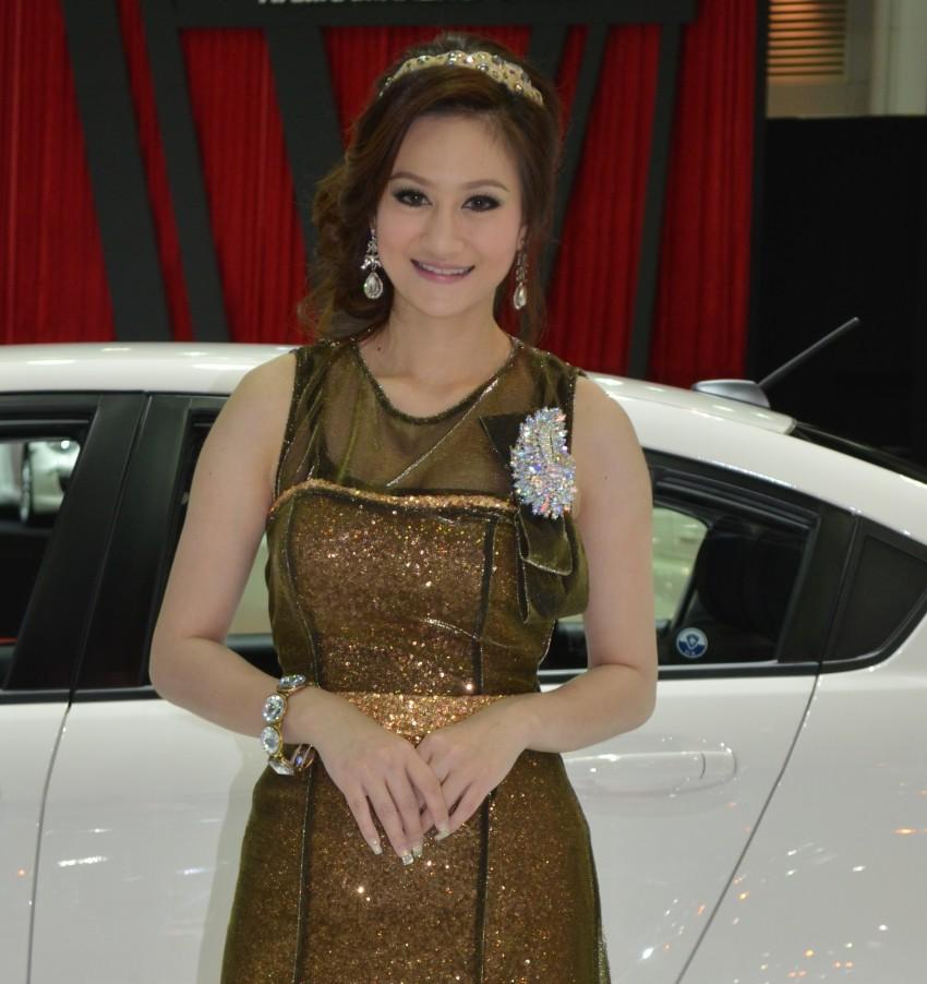 2012 Thai Motor Expo – the ladies wrap it up Image #144602