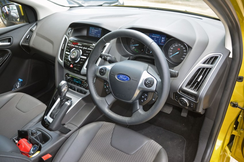 DRIVEN: New Ford Focus Hatch and Sedan in Krabi Image #118302