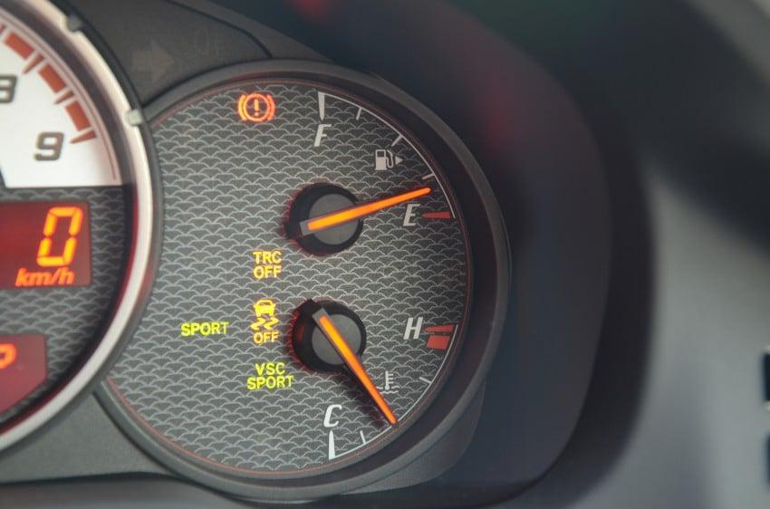 DRIVEN: Toyota 86 – a true gem under the veneer Image #115479