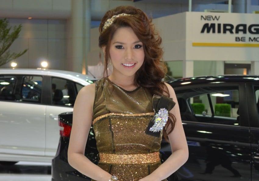 2012 Thai Motor Expo – the ladies wrap it up Image #144590
