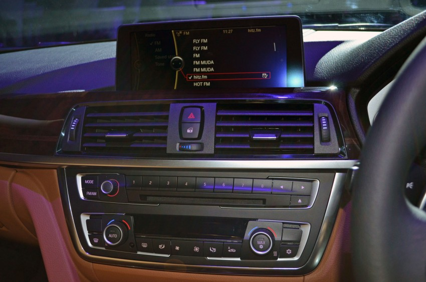 BMW F30 3-Series launched – 335i, 328i, 320d Image #95359