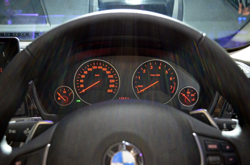 BMW F30 3-Series launched – 335i, 328i, 320d Image #95360