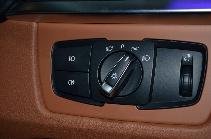 BMW F30 3-Series launched – 335i, 328i, 320d Image #95362