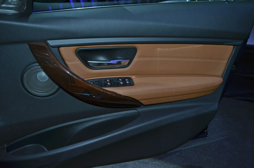 BMW F30 3-Series launched – 335i, 328i, 320d Image #95363