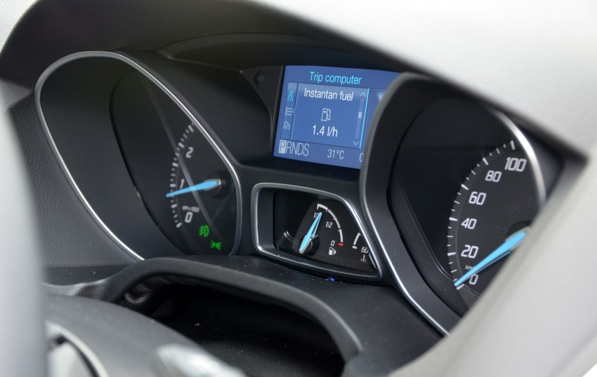DRIVEN: New Ford Focus Hatch and Sedan in Krabi Image #118310