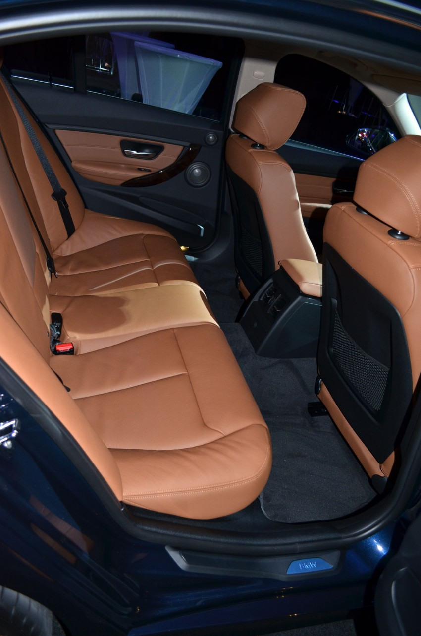 BMW F30 3-Series launched – 335i, 328i, 320d Image #95367