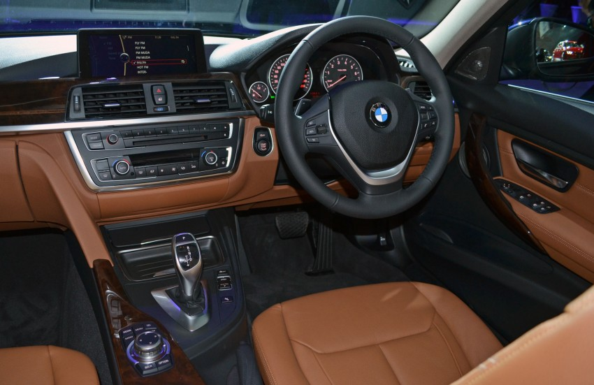BMW F30 3-Series launched – 335i, 328i, 320d Image #95368