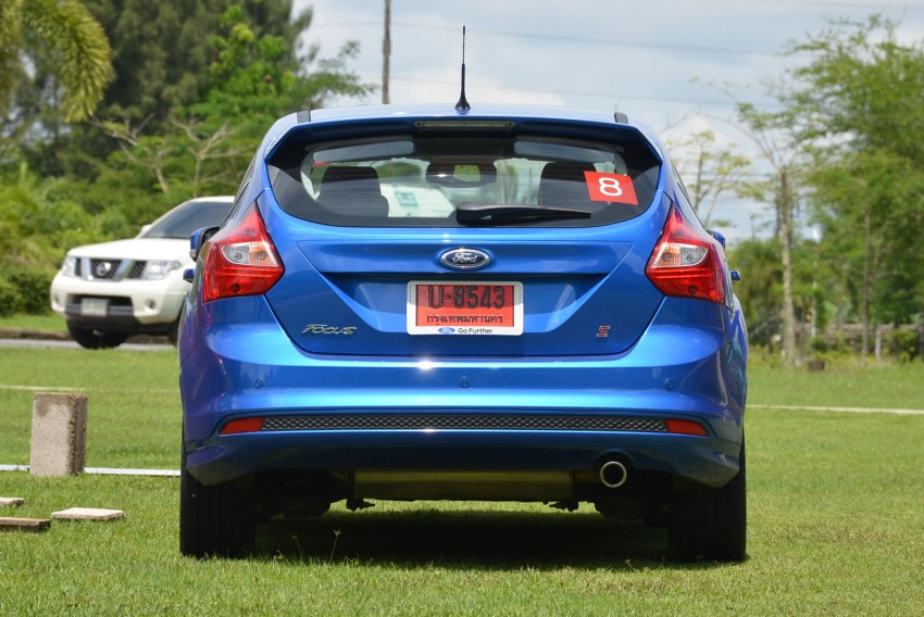 DRIVEN: New Ford Focus Hatch and Sedan in Krabi Image #118313