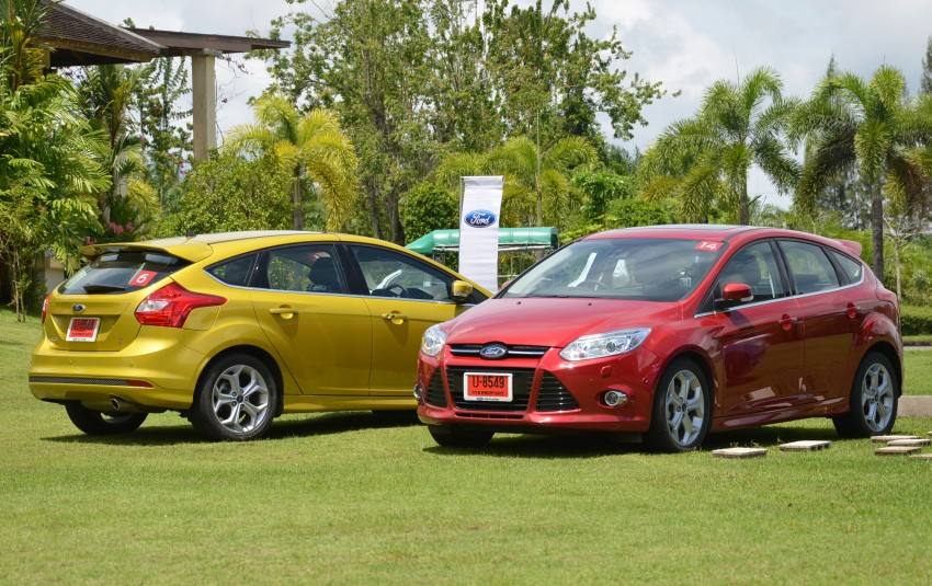 DRIVEN: New Ford Focus Hatch and Sedan in Krabi Image #118314