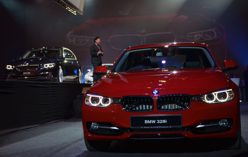 BMW F30 3-Series launched – 335i, 328i, 320d Image #95370