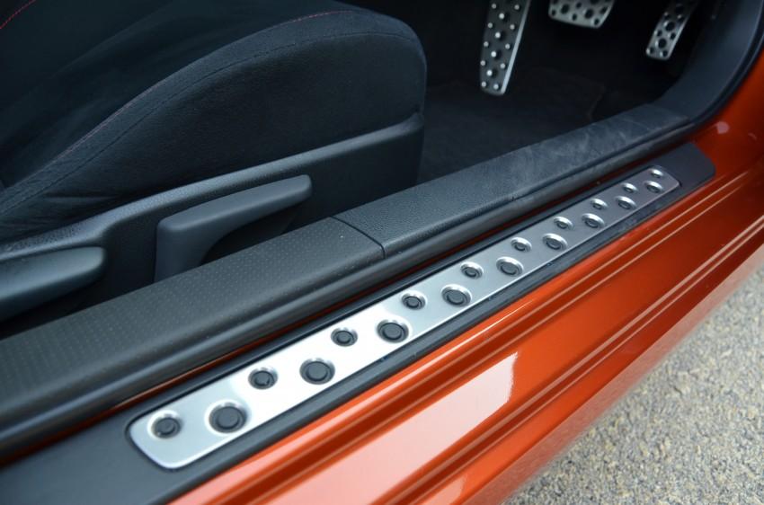 DRIVEN: Toyota 86 – a true gem under the veneer Image #115484