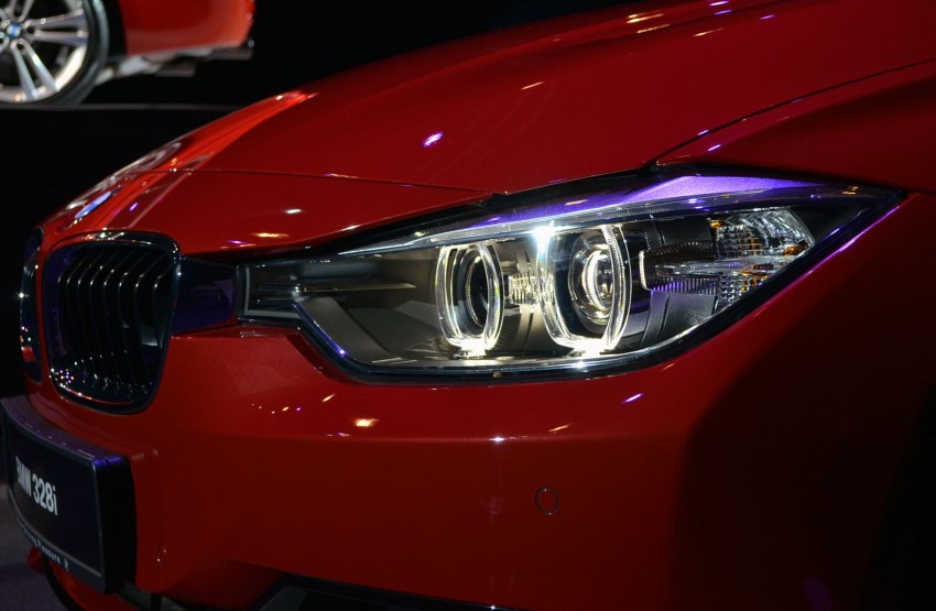 BMW F30 3-Series launched – 335i, 328i, 320d Image #95372