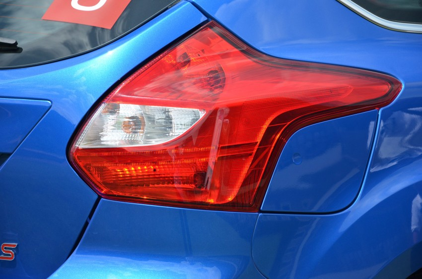 DRIVEN: New Ford Focus Hatch and Sedan in Krabi Image #118316