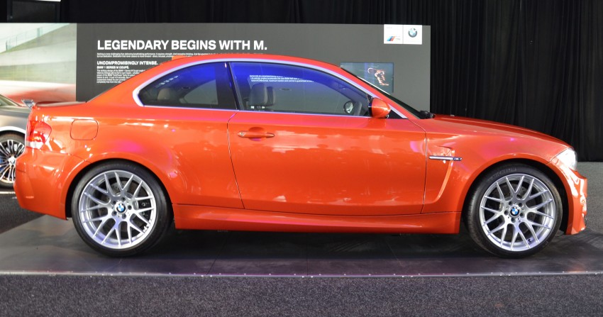 BMW 1 Series M Coupe: only 3 for Malaysia, RM509k Image #113364