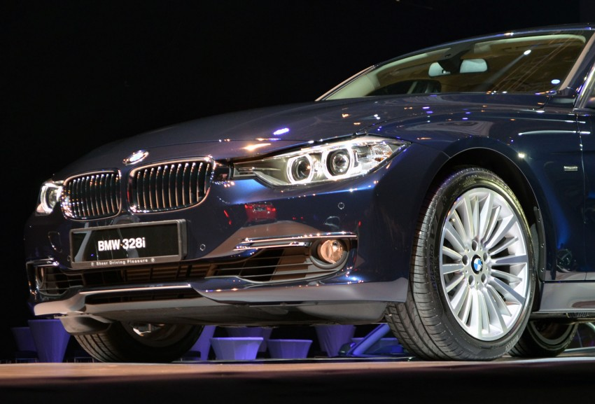 BMW F30 3-Series launched – 335i, 328i, 320d Image #95374