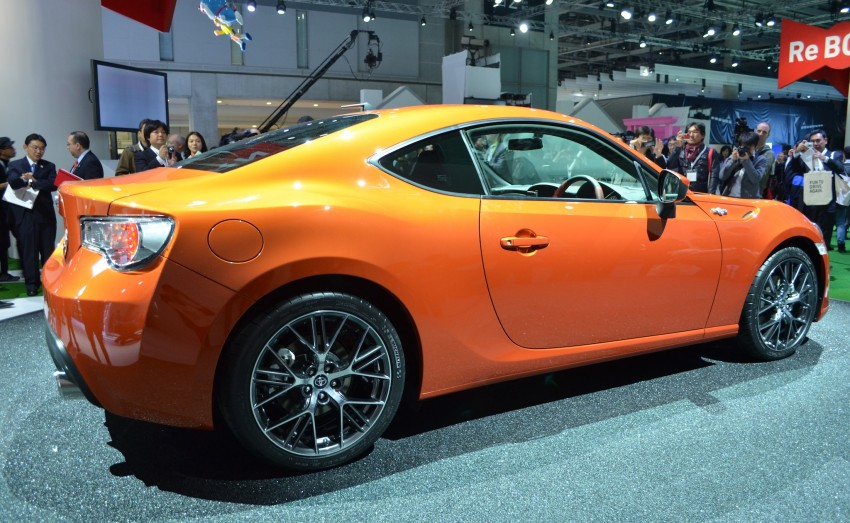 Tokyo 2011 Live: Toyota GT 86 Coupe unveiled! Image #78331