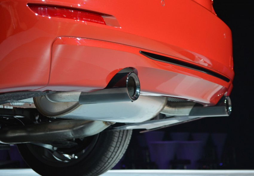 BMW F30 3-Series launched – 335i, 328i, 320d Image #95376