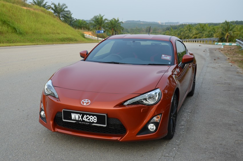 DRIVEN: Toyota 86 – a true gem under the veneer Image #115778