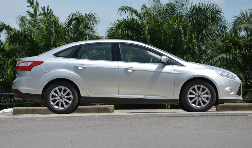 DRIVEN: New Ford Focus Hatch and Sedan in Krabi Image #118317