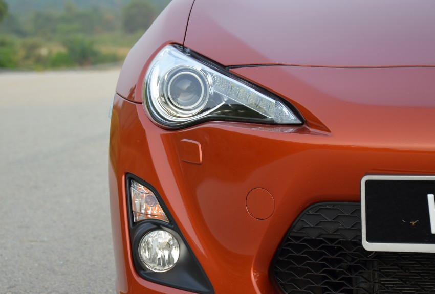 DRIVEN: Toyota 86 – a true gem under the veneer Image #115450