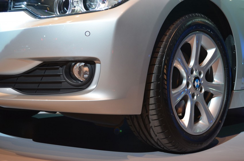 BMW F30 3-Series launched – 335i, 328i, 320d Image #95379