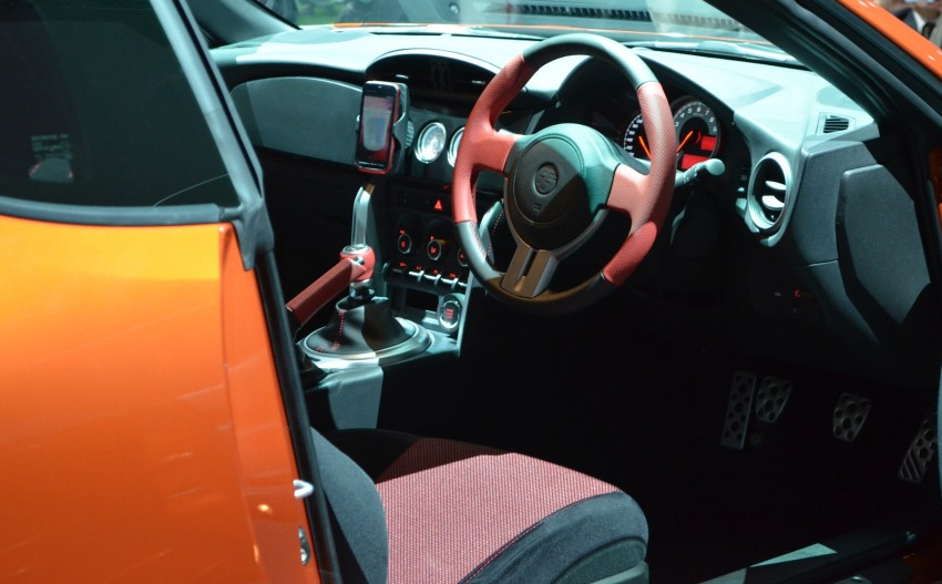 Tokyo 2011 Live: Toyota GT 86 Coupe unveiled! Image #78334