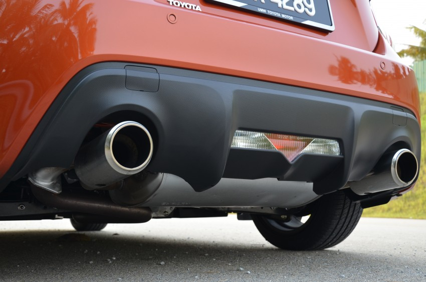 DRIVEN: Toyota 86 – a true gem under the veneer Image #115486
