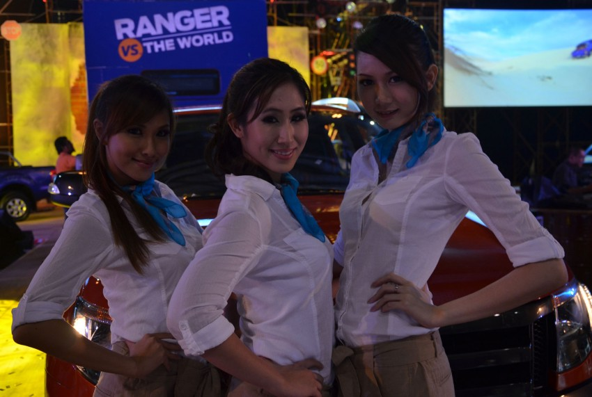 GALLERY: Old Rangers and the Ranger girls Image #115071