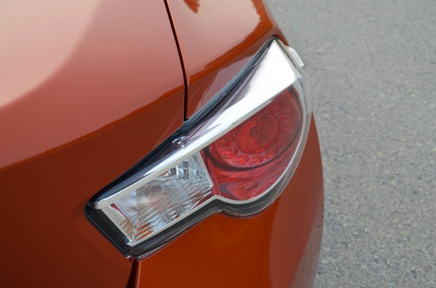 DRIVEN: Toyota 86 – a true gem under the veneer Image #115487