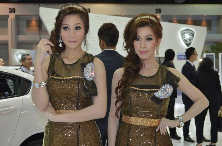 2012 Thai Motor Expo – the ladies wrap it up Image #144610