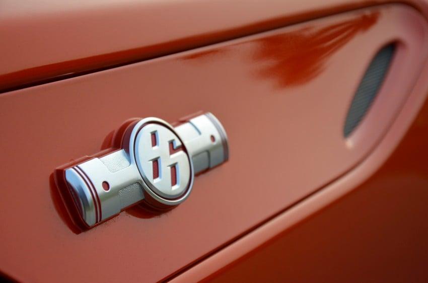 DRIVEN: Toyota 86 – a true gem under the veneer Image #115488