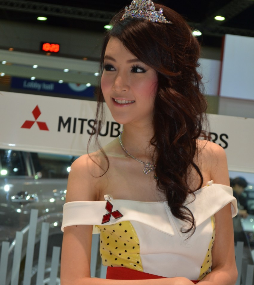 2012 Thai Motor Expo – the ladies wrap it up Image #144573