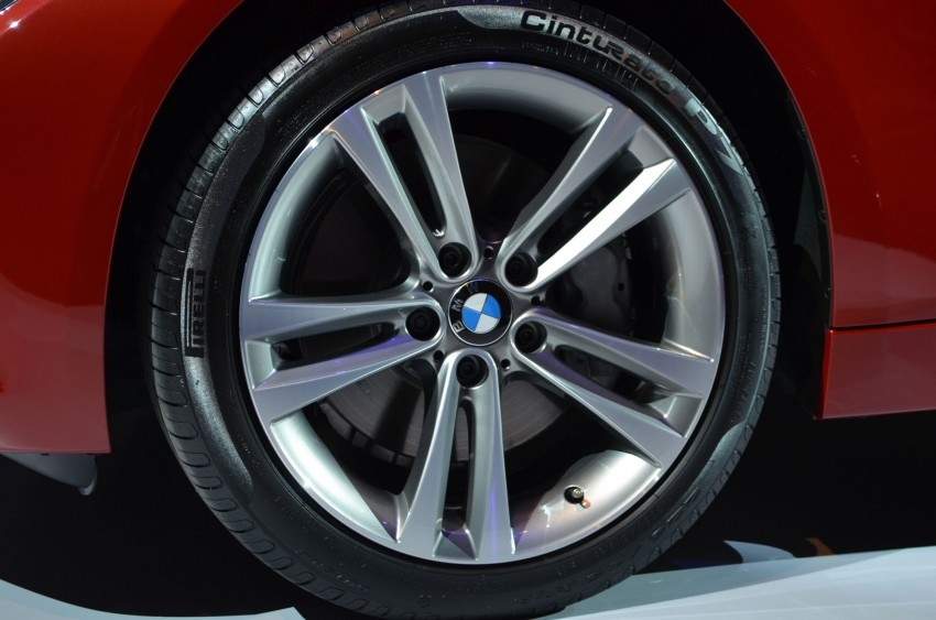 BMW F30 3-Series launched – 335i, 328i, 320d Image #95387