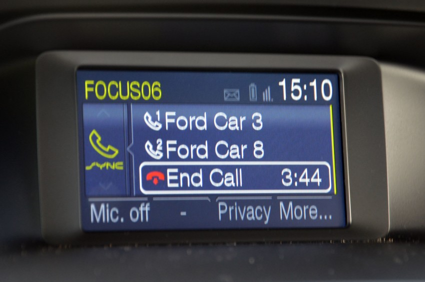 DRIVEN: New Ford Focus Hatch and Sedan in Krabi Image #118323