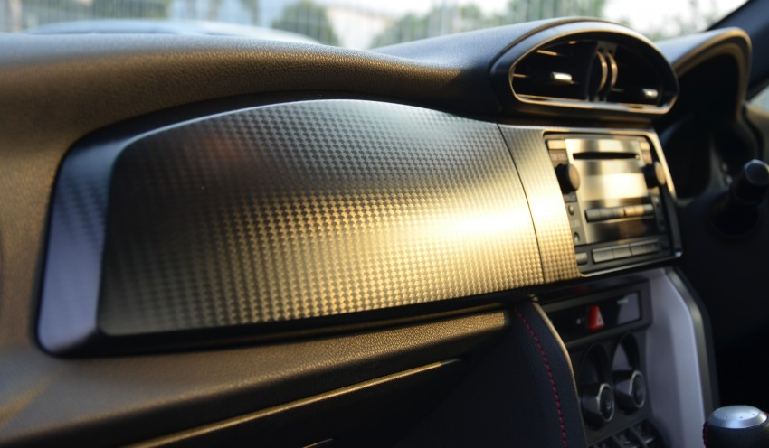 DRIVEN: Toyota 86 – a true gem under the veneer Image #115443