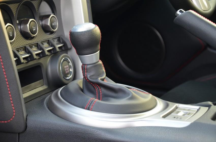 DRIVEN: Toyota 86 – a true gem under the veneer Image #115444