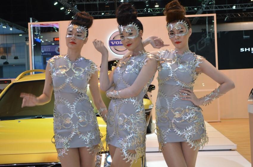 2012 Thai Motor Expo – the ladies wrap it up Image #144592