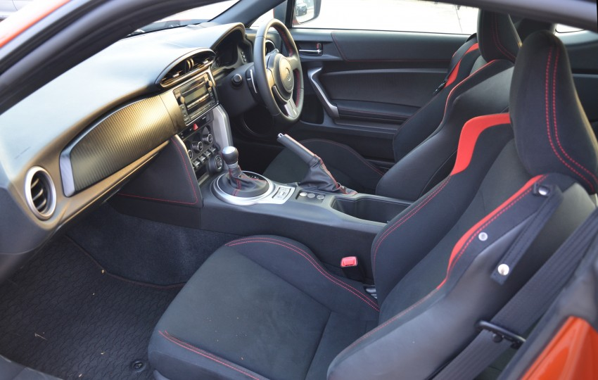 DRIVEN: Toyota 86 – a true gem under the veneer Image #115446