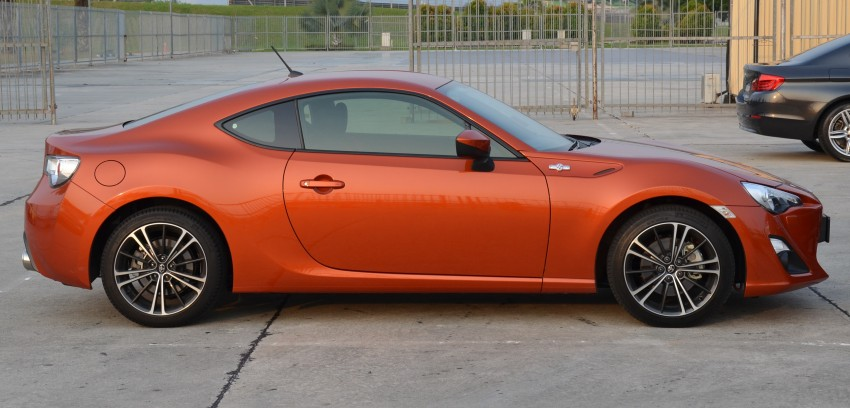 DRIVEN: Toyota 86 – a true gem under the veneer Image #115447