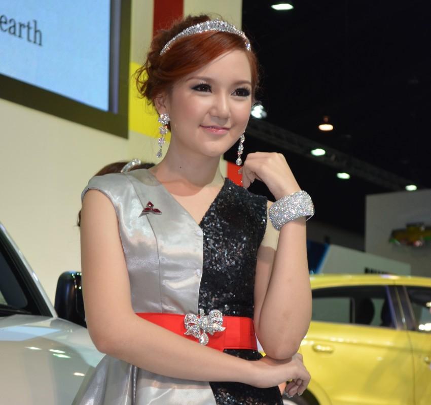 2012 Thai Motor Expo – the ladies wrap it up Image #144611